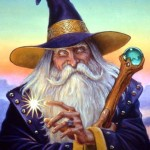 21 Lessons of Merlin: A Study in Druid Magic