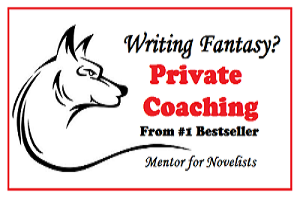Story Critiques, Book Coaching, Fantasy novels, Paranormal Romance, Urban Fantasy