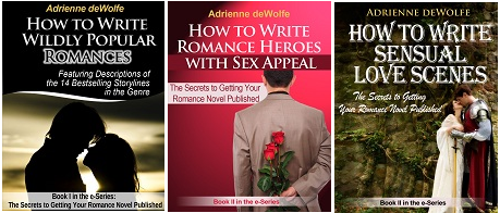Get Your Romance Published
