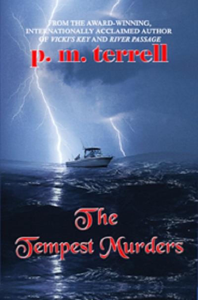 The Tempest Murders by P.M. Terrell, reincarnation, Celtic Culture, romantic suspense, romance