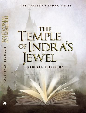 Temple of Indra's Jewel by Rachael Stapleton, Time Travel, Fantasy Romance