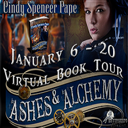 Ashes and Alchemy By Cindy Spencer Pape, steam punk, steampunk, fantasy novel, historical fantasy, paranormal fiction