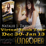 Feel the Goddess Power in Sunroper: Paranormal Romance