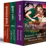 PISTOLS AND PETTICOATS: Sizzling Studs, Feisty Firebrands #romance #western #historical #ebook